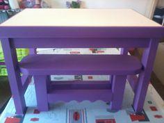 table tabouret enfant Instructions de montage...