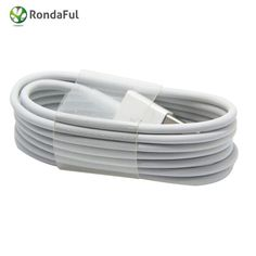 1M fast charging Cable For iPhone 5 5S 6 6S Plus  USB Data Charger Cable Lines White Wire USB Date Sync Charging Charger Cable