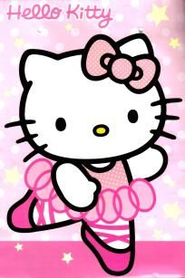 Frist Set: 4X6 Hello Kitty Image Window Decal For Home,Office or Car (2XPhoton Item) $5.99