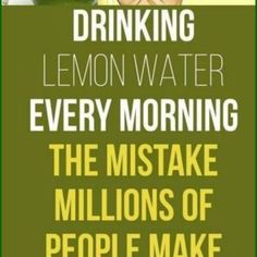 Drinking Lemon Water Every Morning – The Mistake Millions of People Make Warm Lemon Water, Drinking Lemon Water, Healthy Kidneys, Body Detoxification, Man Of Honour, 7 Places, Receding Gums, Natural Honey, Thyroid Problems