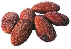 Honig Brät Mandeln: These honey roasted almonds are very easy to make and an extremely healthy desert or snack.