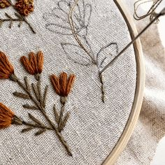 Embroidery Patterns Free, Hand Embroidery Stitches, Embroidery For Beginners, Embroidery Hoop Art, Embroidery Techniques, Cross Stitch Embroidery, Embroidery Designs, Creations, Crochet