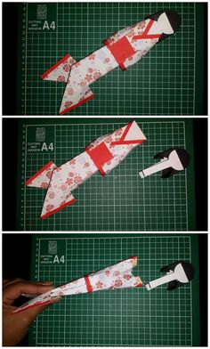 """First alteration challenge is finished! Inspired by Japanese Origami doll I altered a 6 """" Jumbo Clothes Pin from the Scrapadabadoo Crafts webshop.  You can still open the pin by pressing on her feet, after you remove her head that is. ."""