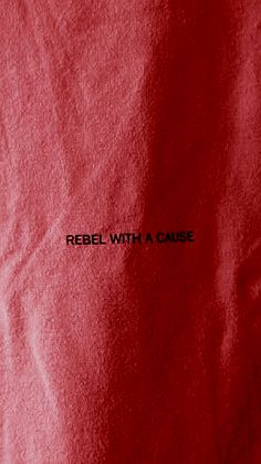 Imagem de rebel and red Aesthetic Colors, Bad Girl Aesthetic, Aesthetic Pastel, Rebel, Pastel Red, General Quotes, Wallpaper Iphone Cute, Wallpaper Quotes, Pretty Words