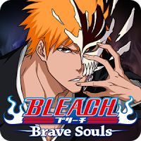 BLEACH Brave Souls 4.1.1 Hack MOD APK Games Role-Playing