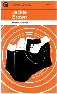 The only movie to see when you are in Gozo. Tarantino Films as Penquin-style Book Covers.