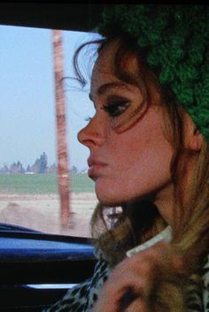 "Karen Black en ""Mi Vida es mi Vida"" (Five Easy Pieces), 1970 Karen Black, Easy Rider, Jack Nicholson, Great Films, Candid Photography, Independent Films, Girls In Love, Film Stills, American Actress"