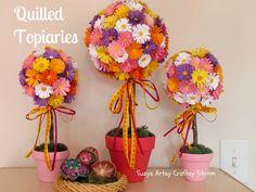 spring decorations idea