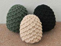 Dragon Egg Pattern