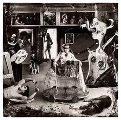 Las Meninas - Joel Peter Witkin, 1987
