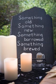 A Beer Themed Wedding #June #bride #wedding