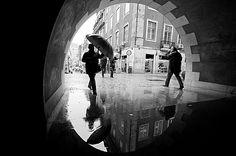 Chuva em Lisboa - Vasco Leao