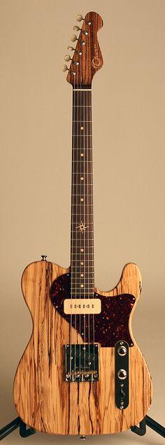 Thorn Custom Guitar - G/T-R 096 - ForresTelly