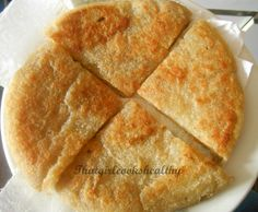 My homemade Jamaican bammy (cassava flat bread) recipe