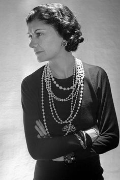 """In order to be irreplaceable one must always be different."" — Coco Chanel"