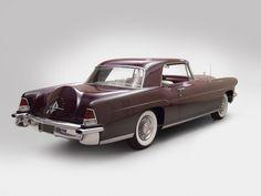 1956-57 Lincoln Continental Mark II