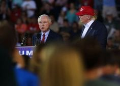 Sessions First Senator to Endorse Trump #JeffSessions... #JeffSessions: Sessions First Senator to Endorse Trump… #JeffSessions