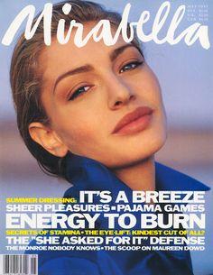 Michaela Bercu is Pure Energy for Mirabella Magazine, May Michaela Bercu, Blonde Hair Goals, Fashion Magazine Cover, Magazine Covers, 80s And 90s Fashion, Eye Lift, Vintage Magazines, Fashion Magazines, Beauty