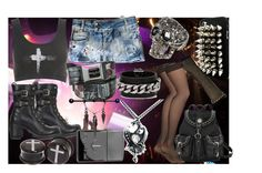 Designer Clothes, Shoes & Bags for Women Concerts, Roxy, River Island, Fendi, Shoe Bag, Metal, Polyvore, Stuff To Buy, Accessories