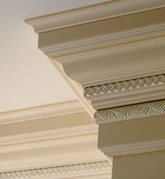See Van Millwork products in its mouldings photo gallery of up-close mouldings and room shots.