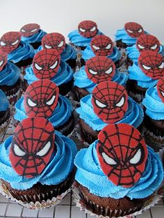 1000 Images About Spiderman Cake On Pinterest Spiderman