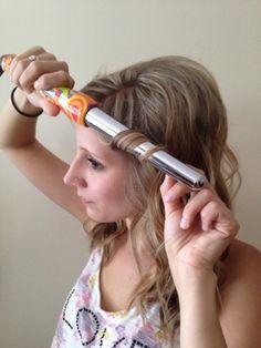 Hair By Kimberly: Summer Hair Tutorial: Beach Waves