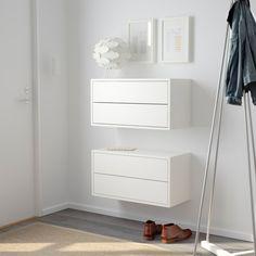 Ikea Valje Nachttische