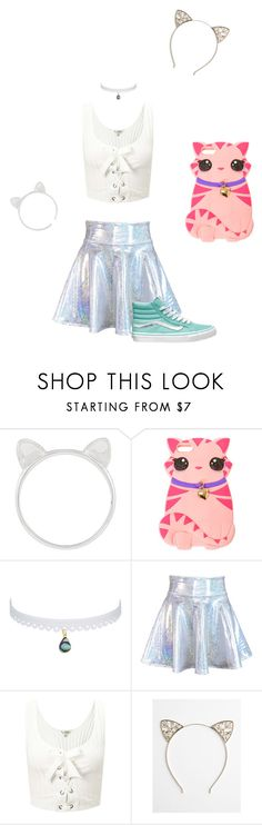 """""""Untitled #33"""" by freak-of-nature-2004 ❤ liked on Polyvore featuring Accessorize, Vanessa Mooney, Miss Selfridge, Full Tilt and Vans"""