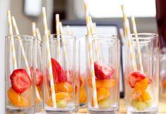 Bebidas bonitas e saudáveis