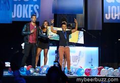 Miller Lite And Marlon Wayans Crown The Next Stand-Up Comedy Star At Grand Finale In Atlanta
