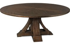 "Viage - Alpine Dining Table (72"") Drexel Heritage"