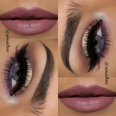 Love the nude with violet waterline
