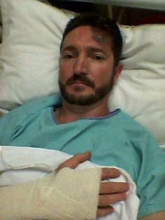 Amser in hospital