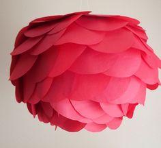 16 inch Saturn shape Paper Lantern DIY KIT pick by CreateItGirl, $15.00