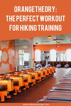 How I use Orangetheory for weekday hiking training. Top 5 reasons to try Orangetheory and why I think it's a great way to train for your next big hike or backpacking trip. Heart Rate Zones, Hiking Training, Rowing Machines, Different Exercises, National Parks Usa, Bungee Jumping, Hiking Tips, High Intensity Interval Training, Long Haul