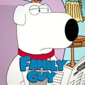 Celebrate a fun and funny person in your life through the wisdom of Family Guy.
