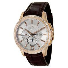 Zenith Captain Winsor Annual Calendar Men's Automatic Watch 22-2070-4054-02-C711 - http://tourbillonwatches.biz/product/zenith-captain-winsor-annual-calendar-mens-automatic-watch-22-2070-4054-02-c711