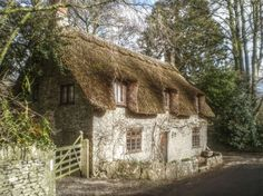 thatched roof cottage in Ireland Cottages And Bungalows, Cabins And Cottages, Country Cottages, Stone Cottages, Country Houses, Country Cottage Interiors, Cottage Homes, Cottage Gardens, Cute Cottage