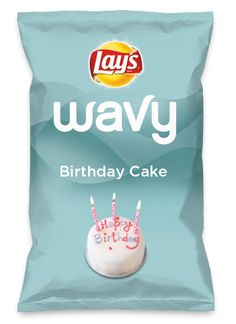 Wouldn't Birthday Cake be yummy as a chip? Lay's Do Us A Flavor is back, and the search is on for the yummiest flavor idea. Create a flavor, choose a chip and you could win $1 million! https://www.dousaflavor.com See Rules.