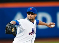 Johan Santana throws first no-hitter in Met history!!!