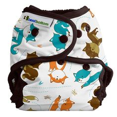 Best Bottom Cloth Diapers Made in the USA, excellent ratings, and they work with the Soft Bums bamboo inserts. Consider going with these plus more softbums bamboo inserts, plus some more of the softbums instead of Charlie banana and stick with all USA made diapers.