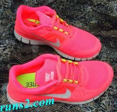 Nike Free Run 3 Hot Punch Buy