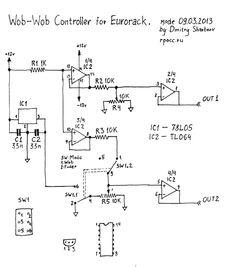 Synthesizer Wiring Diagram - Wiring Diagrams