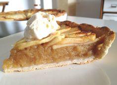tartas fáciles tartas de frutas tartaleta de manzana tarta de manzana pasta brisa tarta de manzana con relleno de compota tarta clasica de m...