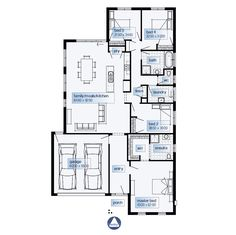 Lindeman New Home Floor Plans Interactive House Plans