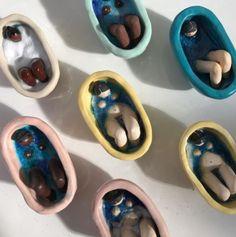 BYOB (build your own babe) — Julia Ballenger build your own bathing babe at Julia Ballenger Ceramic Pottery, Pottery Art, Ceramic Art, Ceramic Shop, Slab Pottery, Handmade Ceramic, Handmade Pottery, Ceramic Bowls, Diy Clay