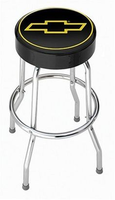 Chevy Gold Bowtie Garage Stool Plasticolor http://www.amazon.com/dp/B00096S21E/ref=cm_sw_r_pi_dp_rtemub0F5V9DP