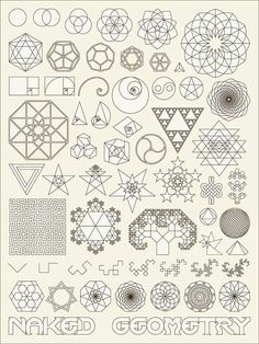 Sacred Geometry~  teach your children well
