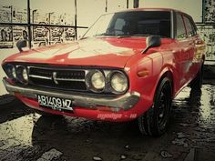 Datsun 160J SSS 1976