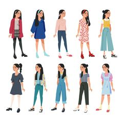 Lara Jean, Outfit Jeans, The Baby Sitters Club, Teen Fashion, Fashion Outfits, Movie Inspired Outfits, Cartoon Outfits, Jean Outfits, Jeans Style